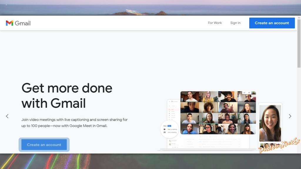 Create New Google Account